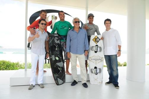 Felipe Massa também emplaca participação em Insensato Coração