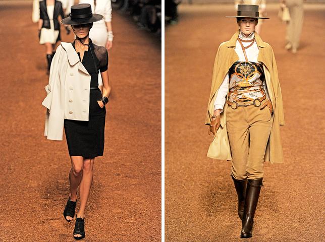 Hermès Primavera-Verão/2011 - Prêt-à-Porter