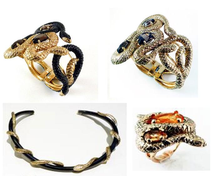 Coleção As Cobras de Fabrizio Giannone