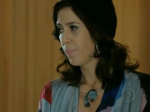 Maria Clara Gueiros já exibiu a joia em diferentes capítulos de Insensato Coração