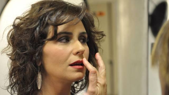 O batom usado por Giovanna na novela é da marca Lune.