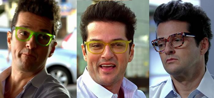 Óculos de grau viram item de estilo como os modelos de sol. Lunetterie faz  sucesso nas novelas. fc42903c0e