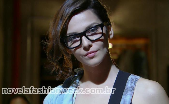 A personagem mais fashion de Em Família é a fotógrafa Marina, papel de Tainá Müller