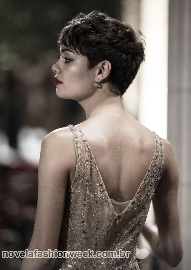 Sophie Charlotte - maquiagem duda - perfil