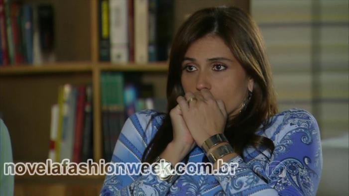 Bracelete Clara duas voltas - Giovanna Antonelli