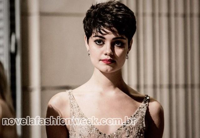 Sophie Charlotte - maquiagem duda - close
