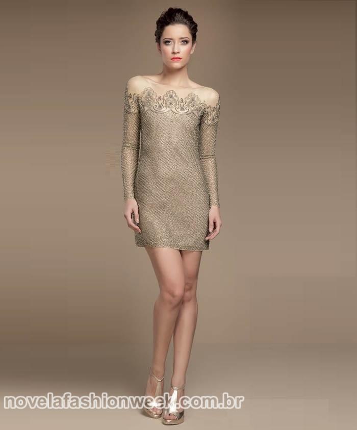 NFW - Sophie Charlotte - vestido Duda - O Rebu - verão 13