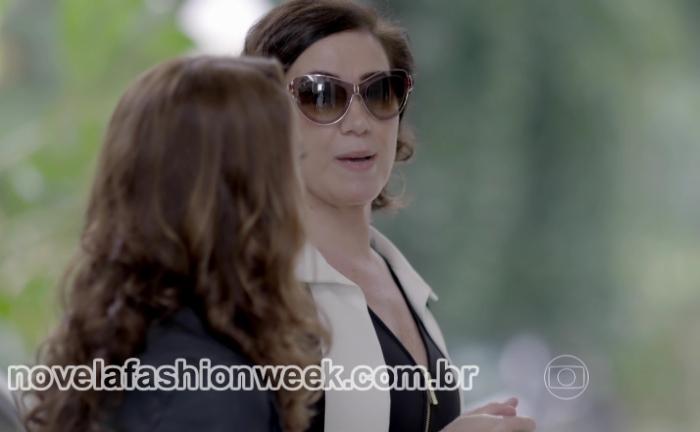 NFW - óculos Lilia Cabral - Maria Marta - Imperio