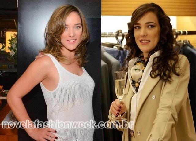 NFW - Adriana Birolli novo cabelo - loira Império