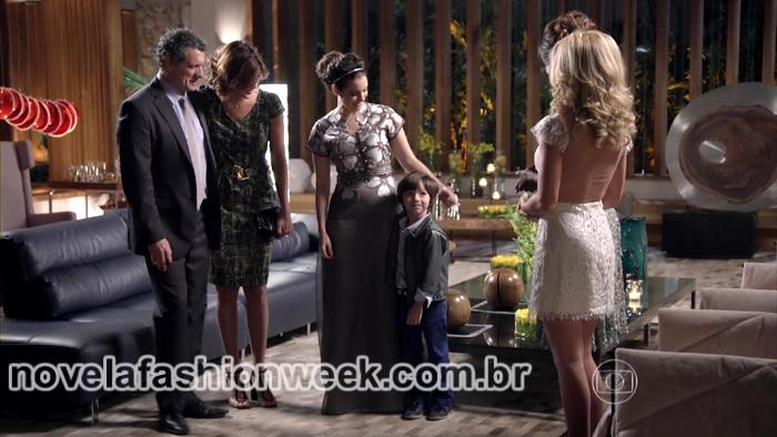 lara vestido prata geração brasil