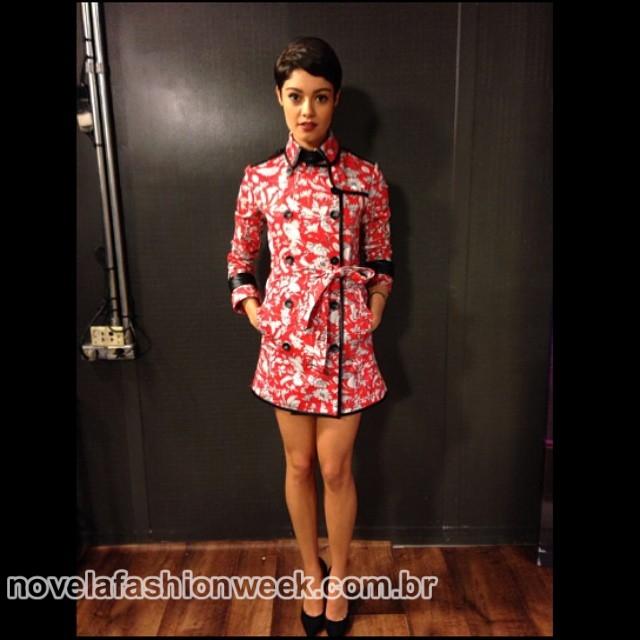 sophie 2 -  Novela Fashion Week / Reprodução