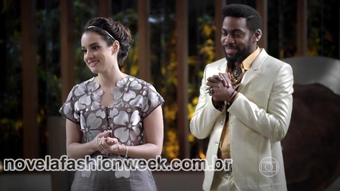 vestido lara noiva festa novela