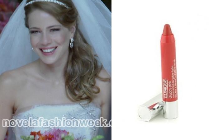 batom cris casamento império novela fashion week estilo novela
