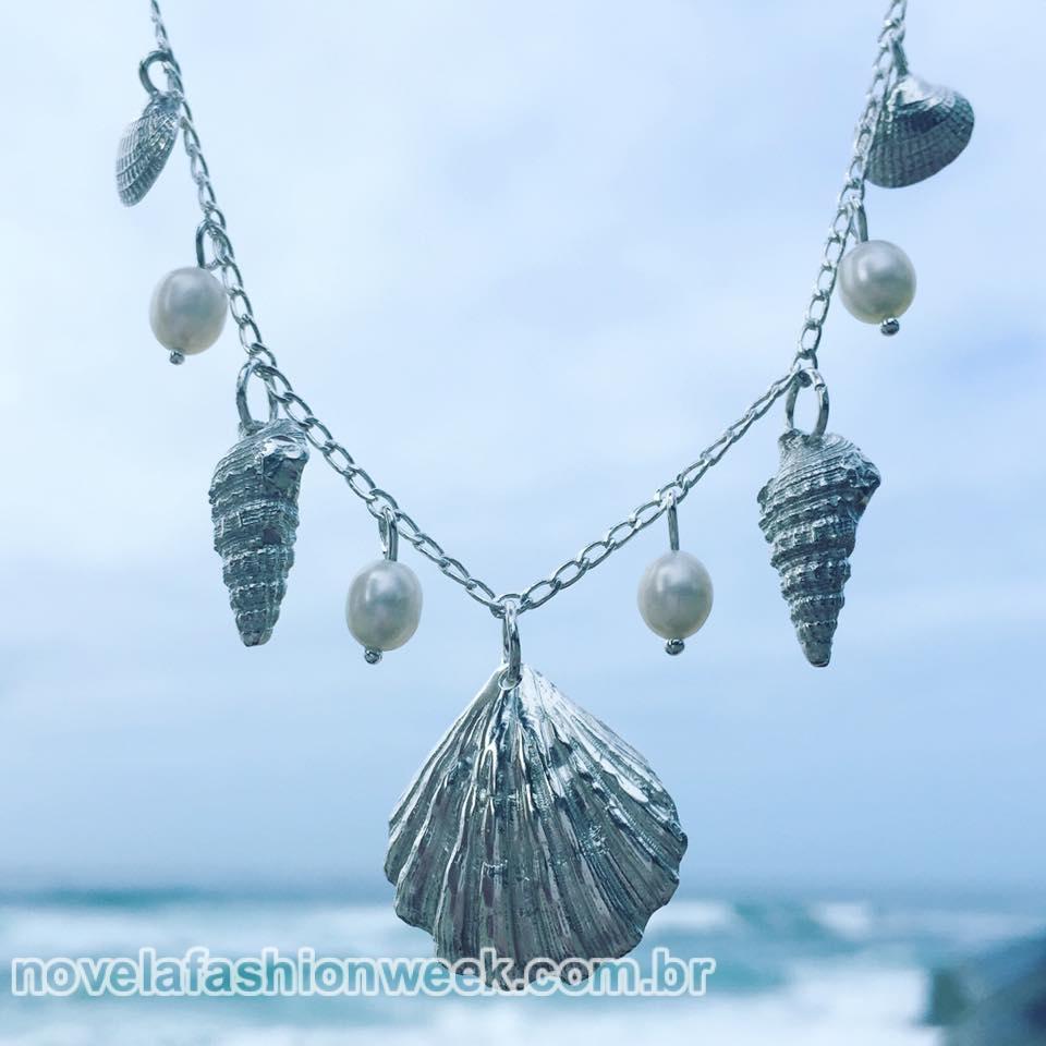colar tesouros