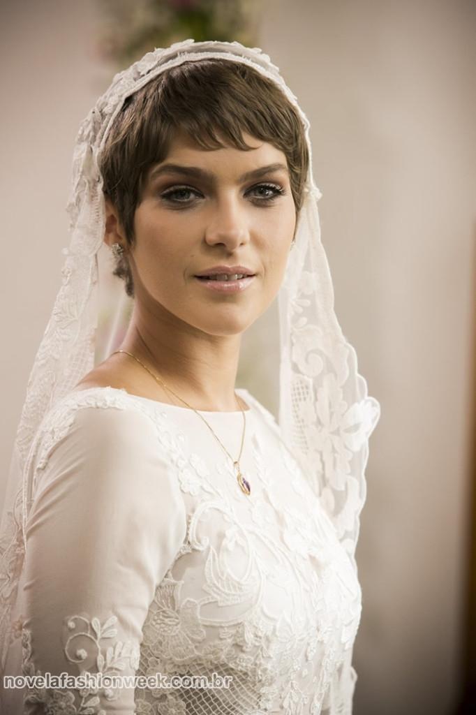 vestido de casamento novela a lei do amor