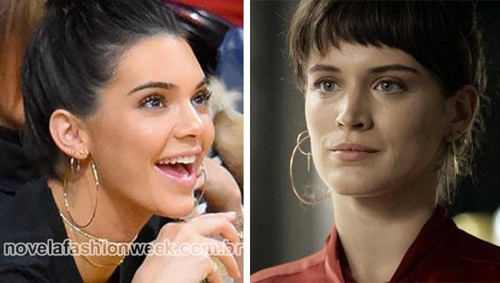 Show de estilo na comparação Kendall Jenner e Bianca Bin na novela das nove